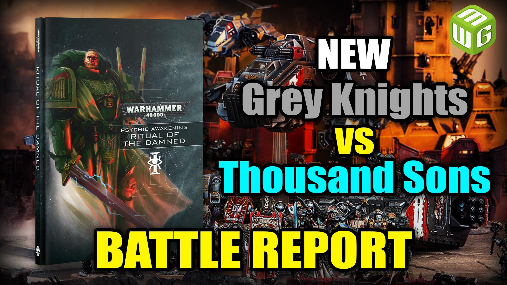 Miniwargaming Faction Grey Knights