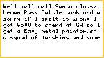 Mr.Santa Clause