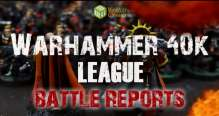 Warhammer 40k League Season 2