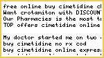 Free Online Buy Cimetidine, Cheap Cimetidine Without A Prescription Or Membership