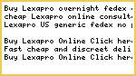 Buy Lexapro overnight fedex, order Lexapro overnight c.o.d.