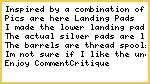 40k Landing Pads