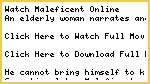 Watch-Online Maleficent Full Length hq Now