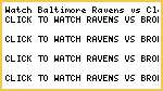 #%%#%%#Watch Baltimore Ravens vs Cleveland Browns Live NFL Streaming Free Week 03 Online