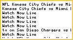 {HOW TO WATCH} Kansas City Chiefs vs Miami Dolphins Live Streaming NFL FOOTBALL Online Free