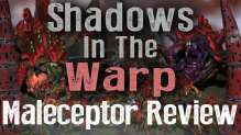 Shadows in the Warp