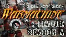Warmachine League Season 4