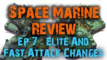 Space Marines Review
