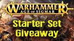 Win an Age of Sigmar Starter Set