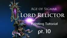 Painting the Lord Relictor