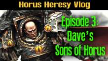 Horus Heresy Vlogs