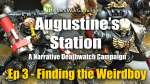Finding the Weirdboy (Deathwatch vs Orks) - Augustines Station Narrative Deathwatch Campaign Ep 3