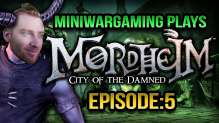 MiniWarGaming Plays Mordheim: City of the Damned
