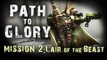 Path to Glory Nurgle vs Tzeentch