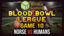 MiniWarGaming Blood Bowl League