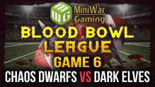 Blood Bowl League Season 2