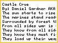 Space Marine Poem
