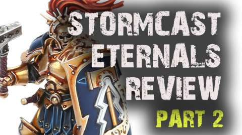 Stormcast Eternals Review