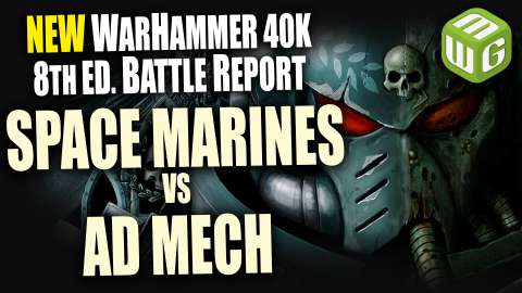 Warhammer 40k 8th Edition Coverage