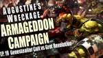 Genestealer Cult vs Grot Revolution Augustines Wreckage Armageddon Narrative Campaign Ep 19