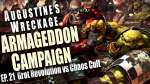 Grot Revolution vs Chaos Cult - Augustine's Wreckage Armageddon Narrative Campaign Ep 21