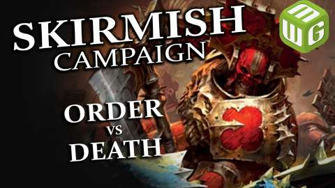 Age of Sigmar Skirmish Campaign