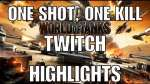 One Shot, One Kill - WoT Twitch highlights