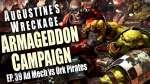 Orks vs Ad Mech Augustine's Wreckage Armageddon Narrative Campaign Episode 39