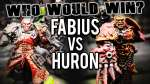 Fabius Bile vs Huron Blackheart   Who Would Win Ep 97