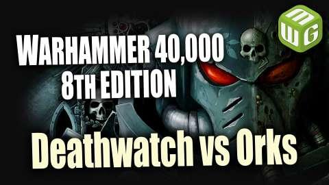 Black Templar vs Grey Knights Warhammer 40k 8th Edition