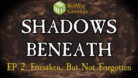 Dark Heresy: Shadows Beneath