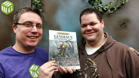 Matthew Learns Age of Sigmar