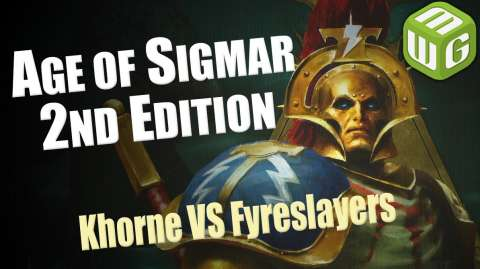 Age of Sigmar 2nd Edition Battle Report