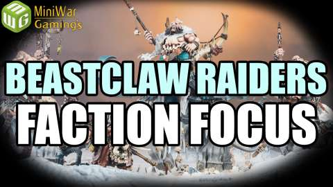 Age of Sigmar 2nd Edition Faction Focus