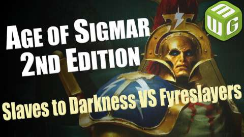 Age of Sigmar Lore