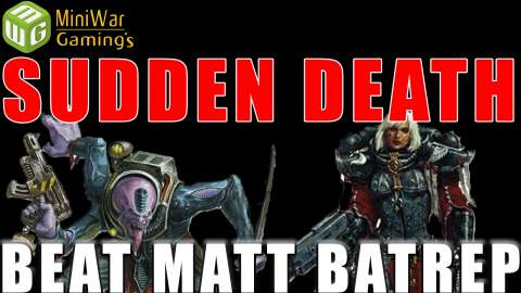 Beat Matt Batrep Season 5