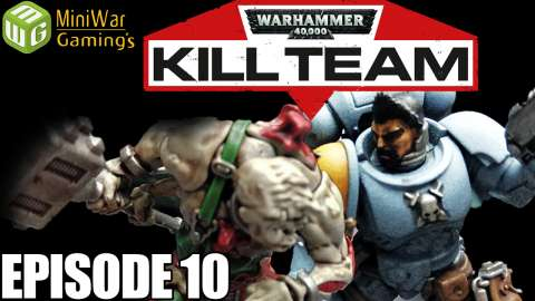 Kill Team Matt vs Dave