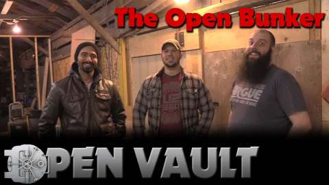 Open Vault (Behind the Scenes)
