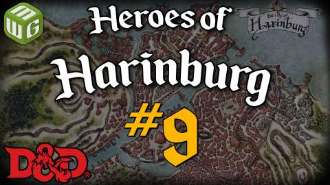 Dungeons & Dragons Heroes of Harinburg