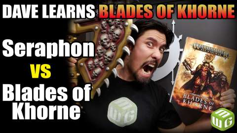 Dave Learns Blades of Khorne