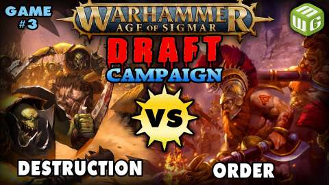 Age of Sigmar Draft Path to Glory
