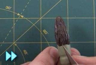 Sculpting 102: Tool Fur