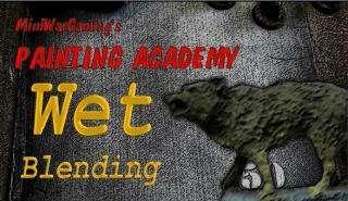 Painting Academy DVD 1 -  Wet Blending